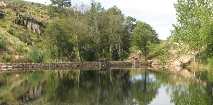 Percurso Caldas da Cavaca – Início Largo da Carvalha