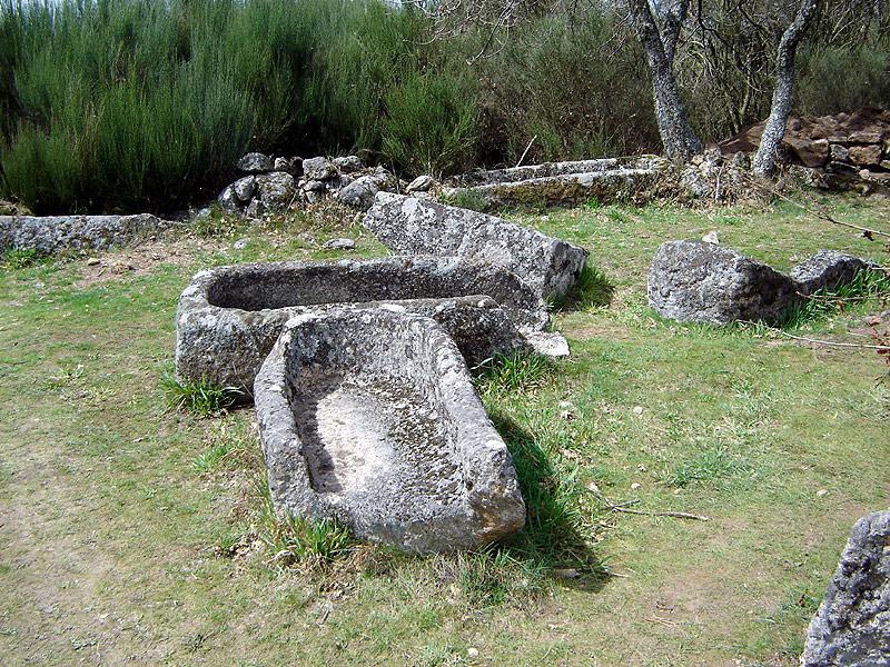 Necrópole de S. Martinho de Almoneixe