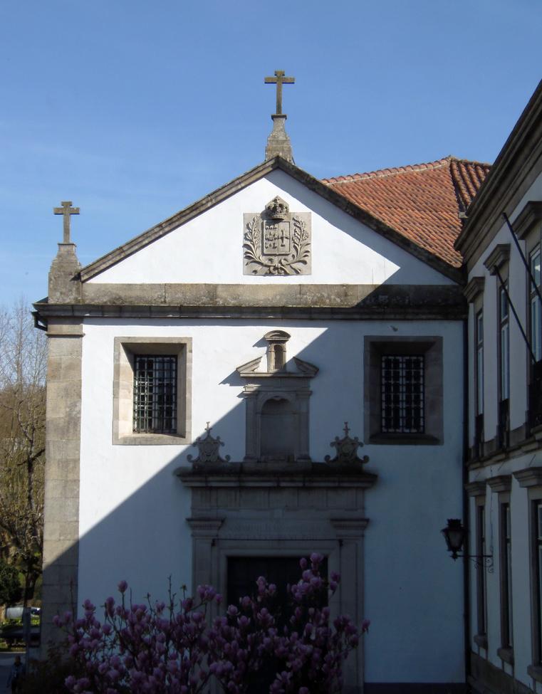 Igreja de Santo António do antigo Convento das freiras Beneditinas